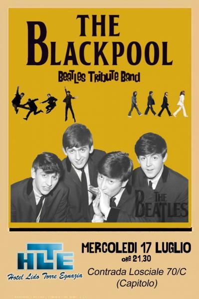 The Blackpool - Il Tributo ai Beatles