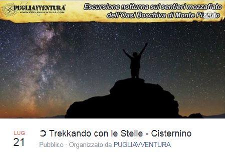 Trekkando con le stelle - Esplorando Monte Pizzuto by night!