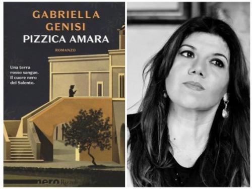 Incontro con autrice Gabriella Genisi