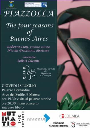 Solisti lucani live concert