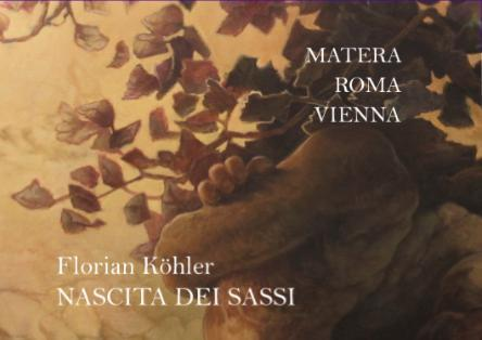 """Nascita dei sassi"" mostra personale di Florian Köhler"