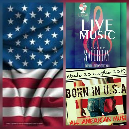 Born in The Usa. Il meglio dei grandi autori americani.