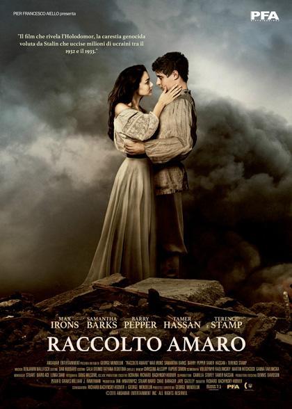 RACCOLTO AMARO (PROIEZIONE ALL'APERTO)