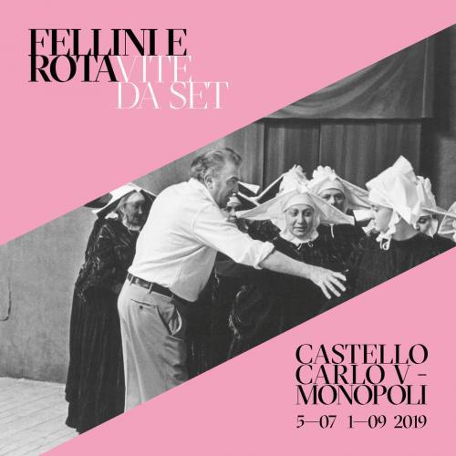 Fellini e Rota - vite da set