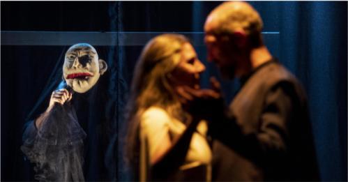 Metamorfosi Indistinto racconto (da Ovidio) | Armamaxa teatro