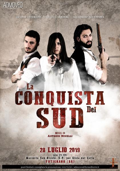 La Conquista del Sud // Circuito Admoveo