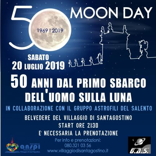 Moon Day - 1969 | 2019