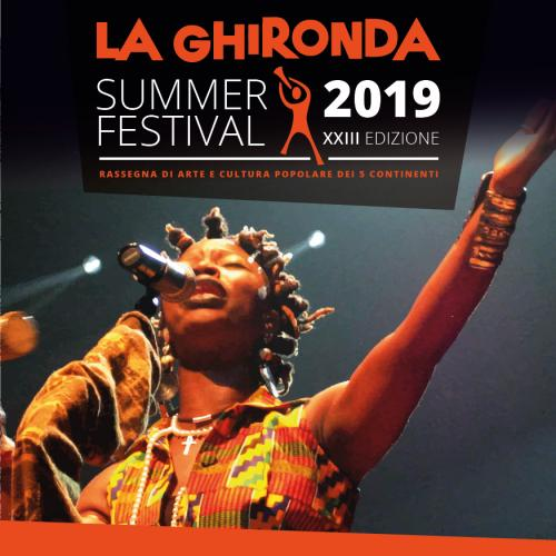 """LA GHIRONDA Summer Festival XXIII ed"""