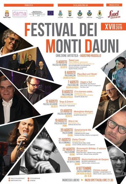 Festival dei Monti Dauni a Bovino