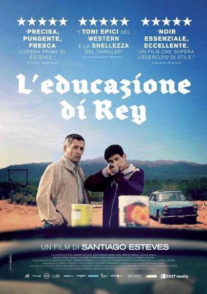 CinemaMondo- L'EDUCAZIONE DI REY' di Santiago Esteves (Argentina 2017)