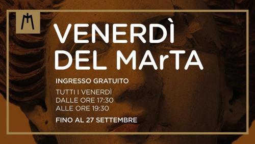 I Venerdì del MArTA, ingresso gratuito al museo di Taranto