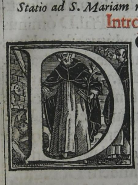 Antica data liturgica di San Domenico fondatore dell'Ordine dei Predicatori