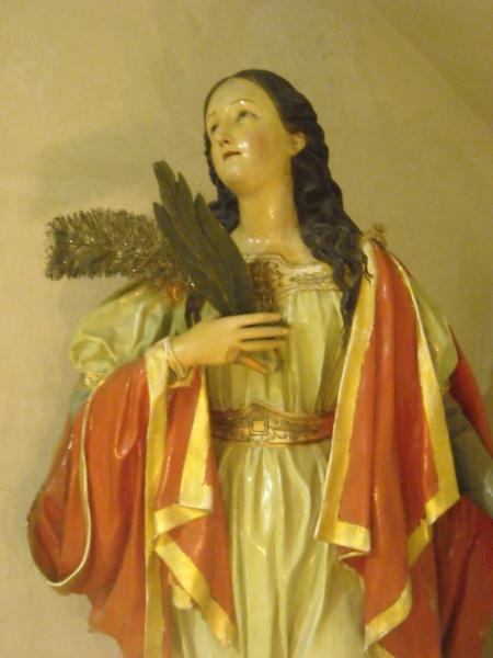Ricorrenza di Santa Filomena vergine e martire