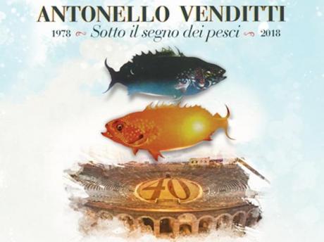 Antonello Venditti in concerto a San Pancrazio Salentino
