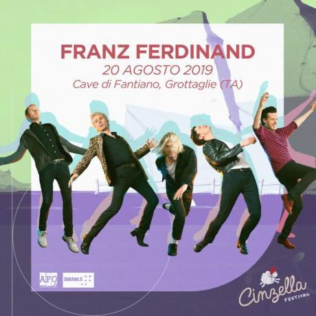 Cinzella Festival 2019 - Day 4 //FRANZ FERDINAND\\