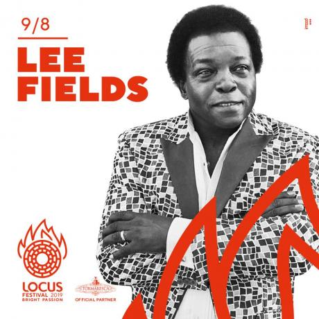 Locus Festival 2019 - Lee Fields & The Expressions