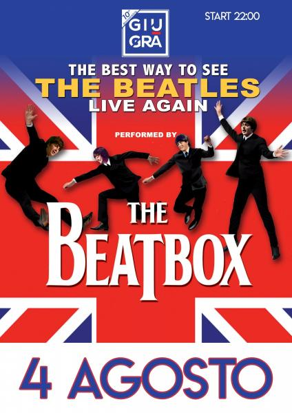 """""""The Beatbox"""" The Beatles Show"""