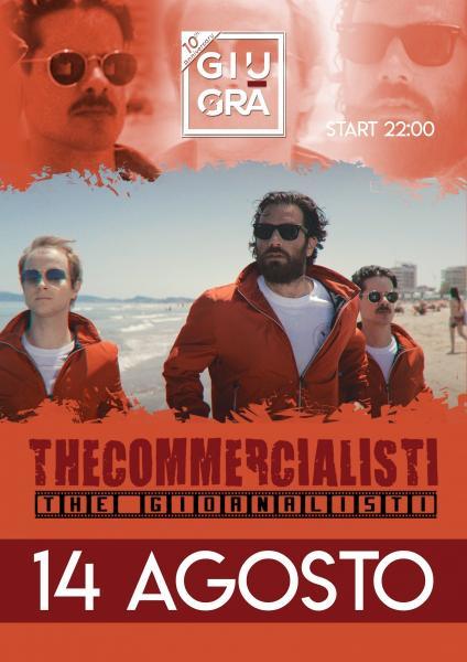 """La vigilia di Ferragosto con """"Thecommercialisti"""""""