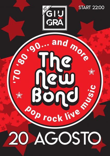 The New Bond in concerto