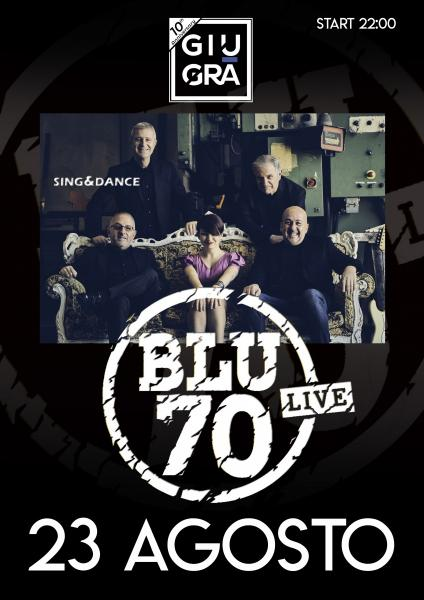 Blu70 Band in concerto