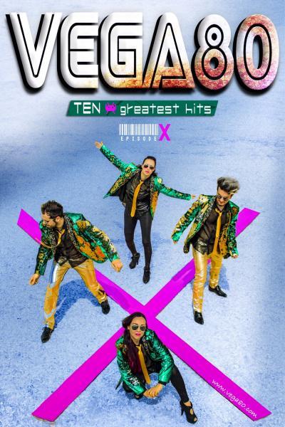 """Grande festa-concerto dei Vega80 che festeggiano a La'nchianata di Torricella (Ta) il loro """"decimo compleanno"""" sabato 31 agosto. A seguire dj set."""