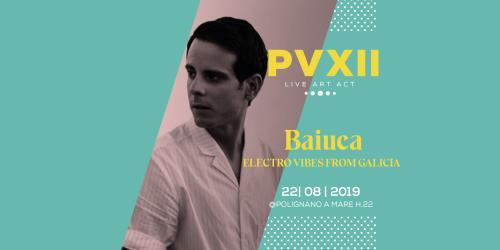 Baiuca live @Pv12