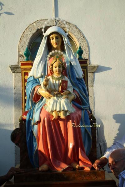 Festa rurale della Madonna d'Andria in contrada Chiancaro