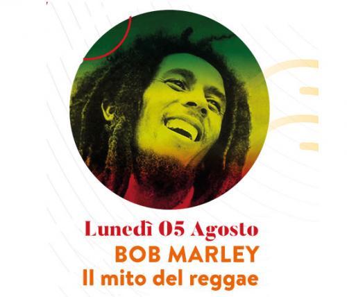 Bob Marley - il mito del reggae Magna Grecia Festival