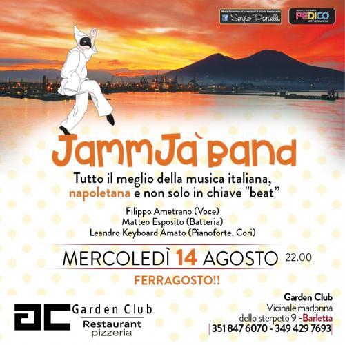 JammJà Band - Notte di Ferragosto a Barletta