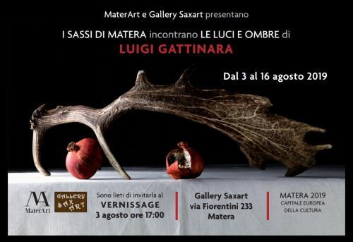 L'associazione Culturale Materart di Maria Lorena Franchi Organizza i Sassi di Matera Incontrano le Luci e Ombre.