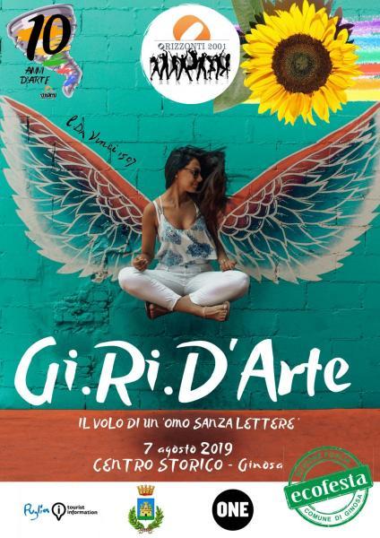 GI.RI. D'Arte 2019