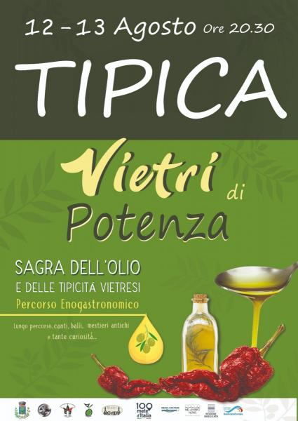 VII Edizione di TIPICA - PERCORSO ENOGASTRONOMICO