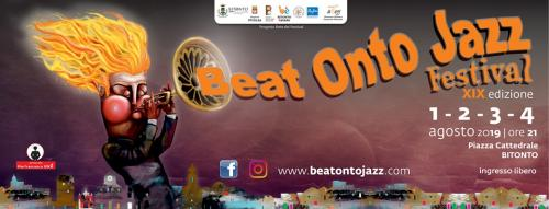 Beat Onto Jazz Festival 2019