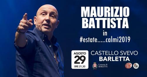 Barletta Summer Show - Maurizio Battista