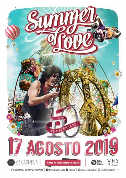 Summer of Love - 10th anniversary