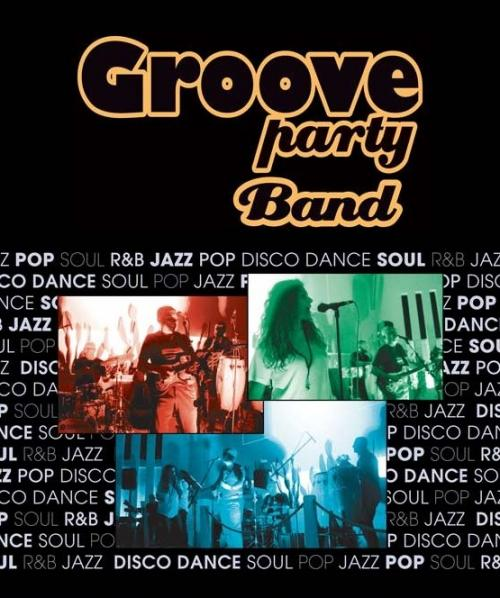 Groove Party Band live concert