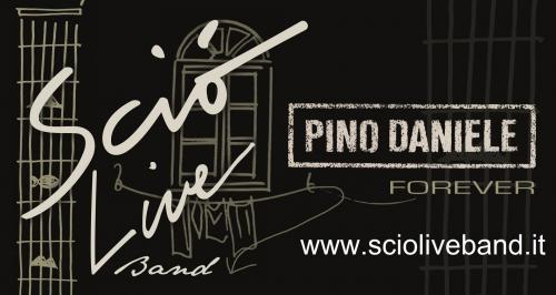 Sciò Live Band Tributo a Pino Daniele