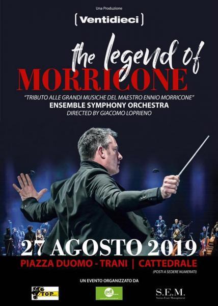 The legend of Morricon a Trani