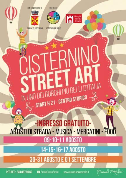 Cisternino street art