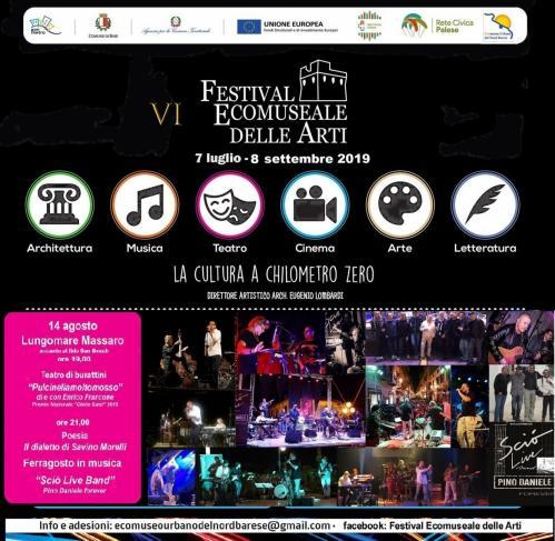Sciò Live Band-Pino Daniele Forever in concerto