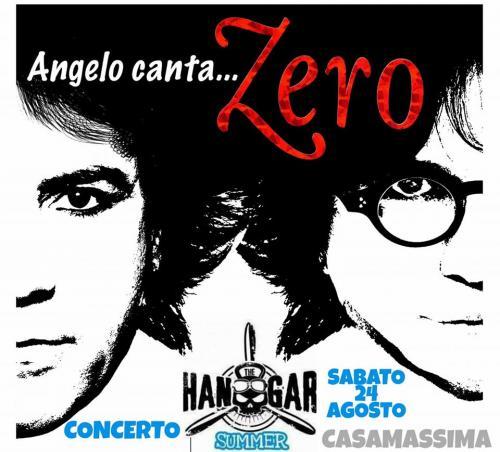Concerto RENATO ZERO Angelo Live Tribute Band