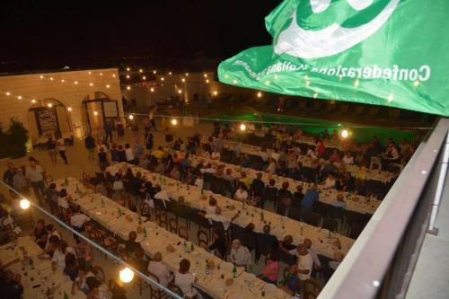 Masserie sotto le stelle il 20 agosto 2019 a Castellaneta