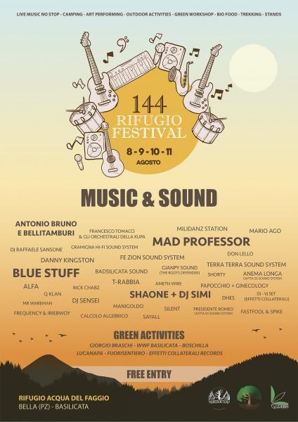 144 Rifugio Festival