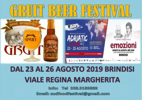 Gruit Beer Festival