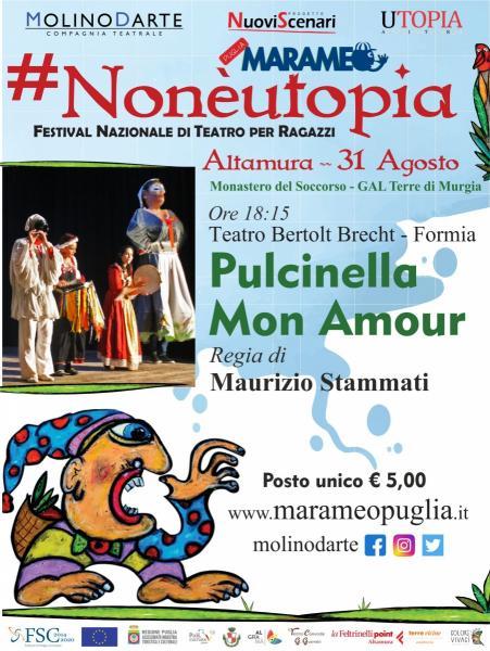 Pulcinella Mon Amour