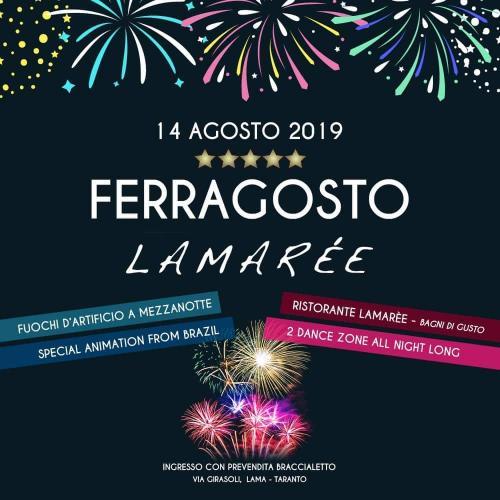 #FERRAGOSTO2019 #LAMARÈE