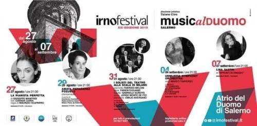 XXI° edizione dell'Irno Festival