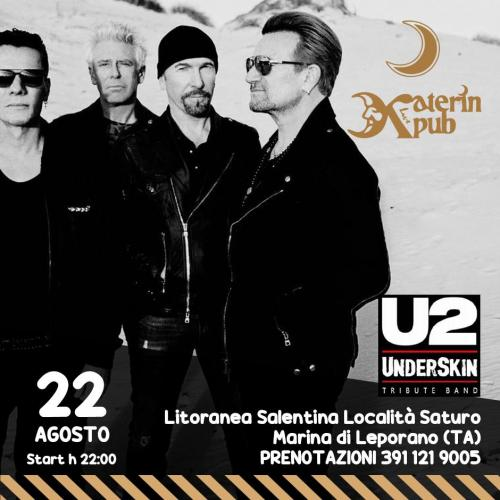 Underskin | Tribute Band U2