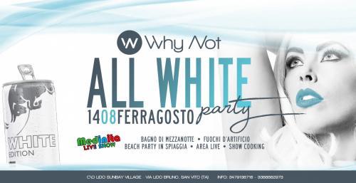 FERRAGOSTO WHITE PARTY