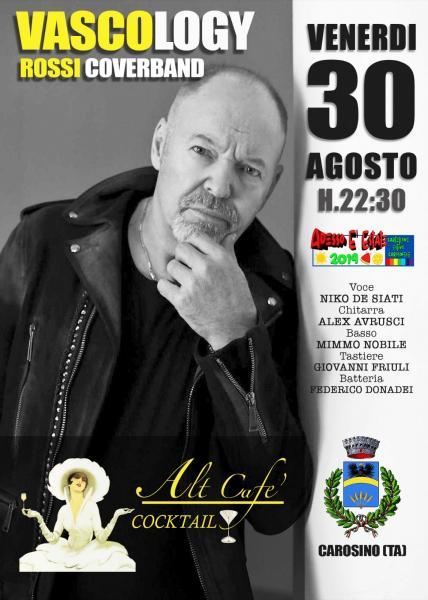 Vascology Rossi Coverband